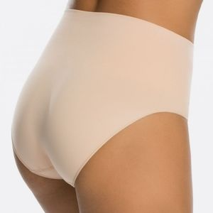 NWT Spanx brief beige color. SS0715